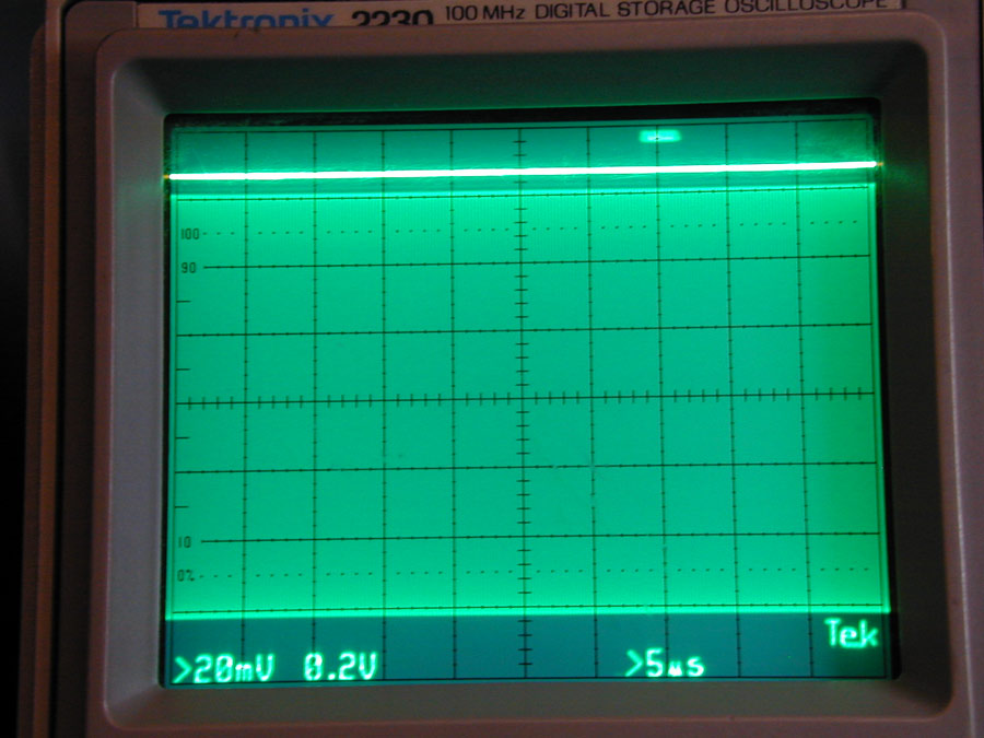 SSB 50 Hz audio at 3.8 MHz