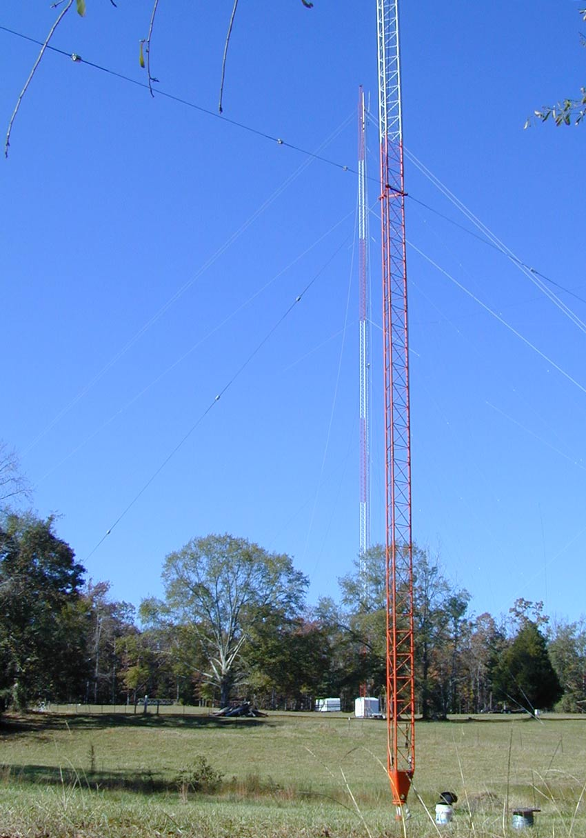 curtain antenna HRS Sterba or Bruce array high gain towers