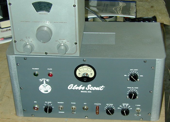 Globe 65A Heath VF-1