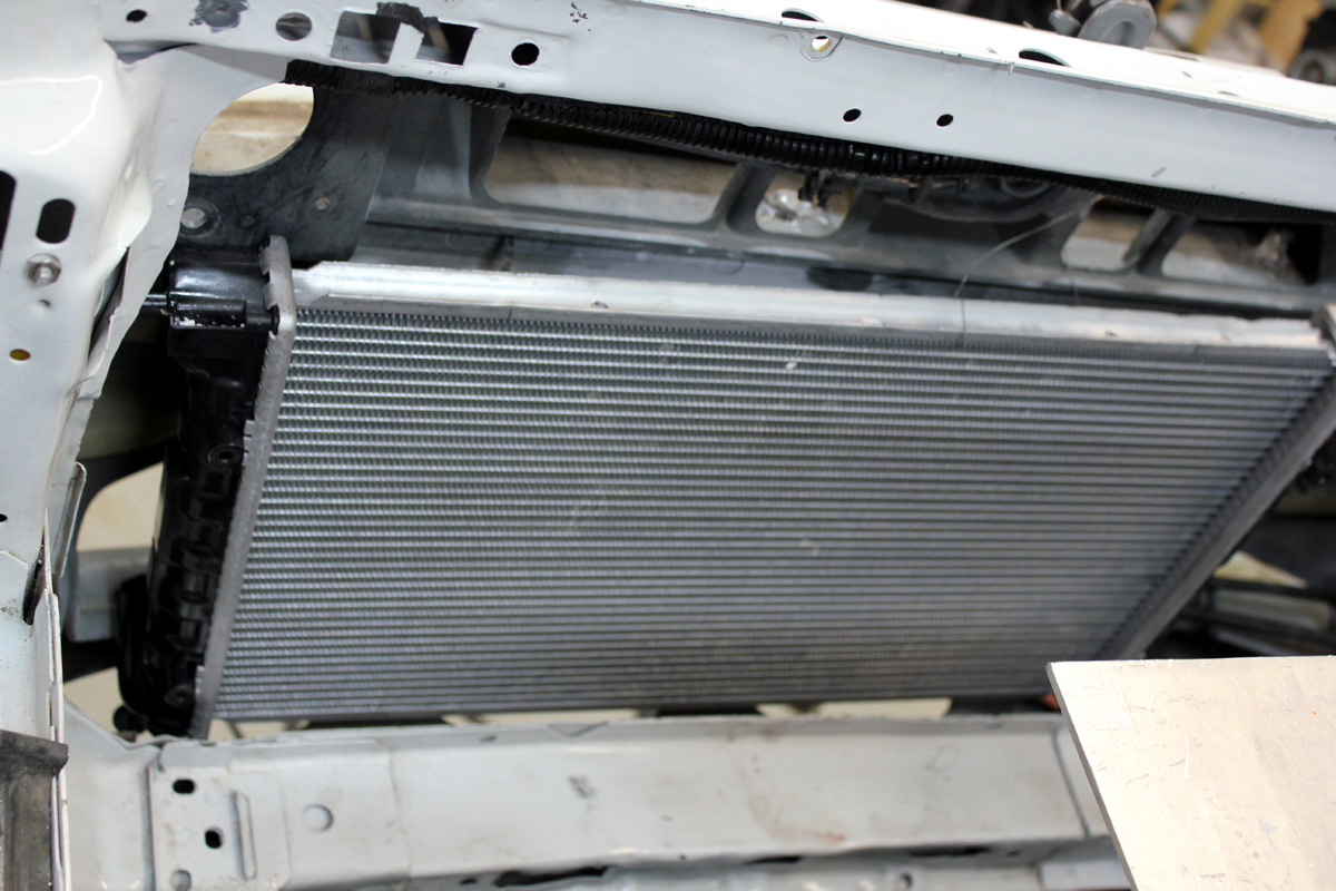 Heat exchanger type 26 Mustang