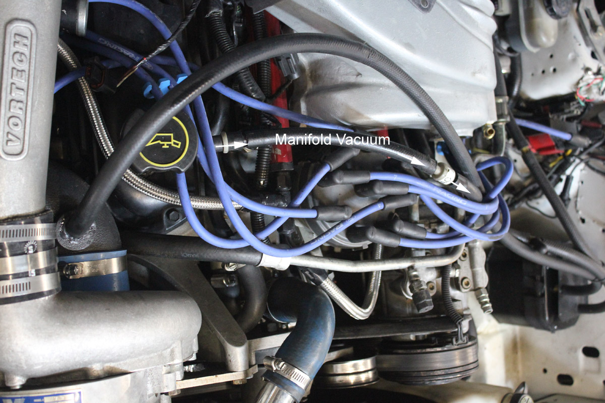 PCV vent turbo or supercharged
