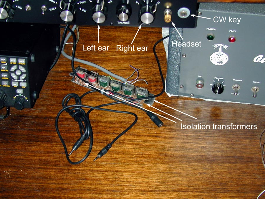 audio line isolation transformers